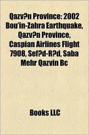 Qazv N Province - Books Llc