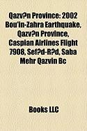Qazv?n Province: 2002 Bou'in-Zahra Earthquake