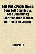 Folk Music Publications: Roud Folk Song Index