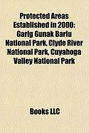 Protected Areas Established in 2000: Cuyahoga Valley National Park