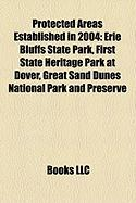 Protected Areas Established in 2004: Erie Bluffs State Park