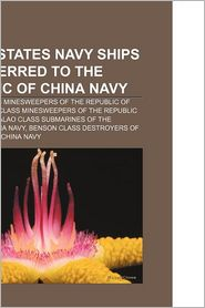 United States Navy ships transferred to the Republic of China Navy: Admirable class minesweepers of the Republic of China Navy - Source: Wikipedia