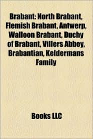Brabant - Books Llc