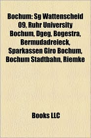 Bochum - Books Llc