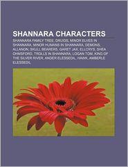 Shannara Characters - Books Llc
