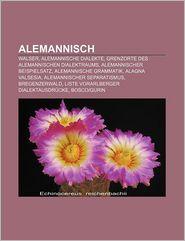 Alemannisch - B Cher Gruppe (Editor)