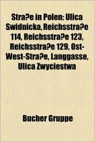 Stra E In Polen - B Cher Gruppe (Editor)
