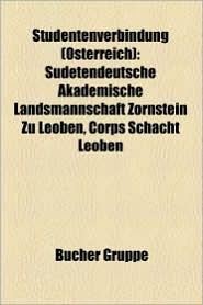 Studentenverbindung ( Sterreich) - B Cher Gruppe (Editor)