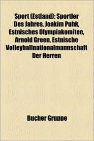 Sport (Estland) - B Cher Gruppe (Editor)