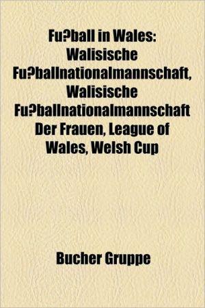 Fu Ball in Wales: Fu Ballspieler (Wales), Fu Ballstadion in Wales, Fu Balltrainer (Wales), Walisische Fu Ballnationalmannschaft - Bucher Gruppe (Editor)