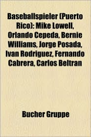 Baseballspieler (Puerto Rico) - B Cher Gruppe (Editor)