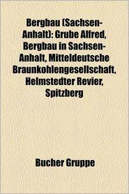 Bergbau (Sachsen-Anhalt): Mitteldeutsches Braunkohlerevier, Stillgelegtes Bergwerk in Sachsen-Anhalt, Ferropolis, Mitteldeutsche Stra E Der Brau - Bucher Gruppe (Editor)