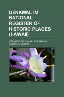 Denkmal Im National Register of Historic Places (Hawaii)