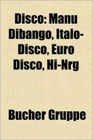 Disco - B Cher Gruppe (Editor)