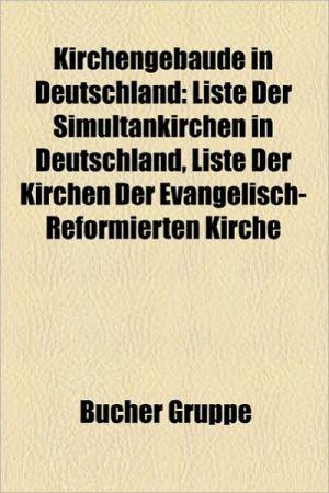 Kirchengeb Ude In Deutschland