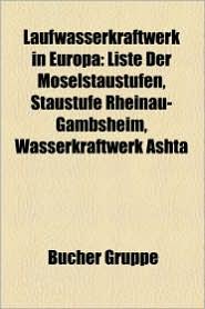 Laufwasserkraftwerk In Europa - B Cher Gruppe (Editor)