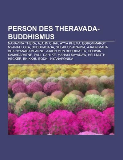 Person des Theravada-Buddhismus - Quelle