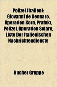 Polizei (Italien) - B Cher Gruppe (Editor)