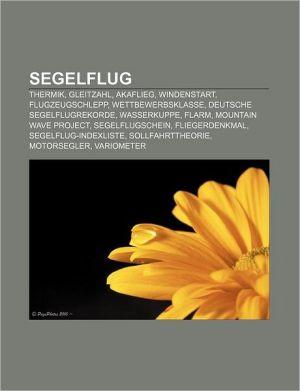 Segelflug - B Cher Gruppe (Editor)