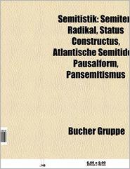 Semitistik - B Cher Gruppe (Editor)