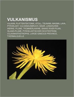Vulkanismus - B Cher Gruppe (Editor)