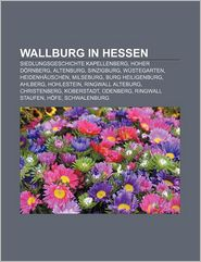 Wallburg In Hessen - B Cher Gruppe (Editor)