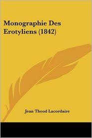 Monographie Des Erotyliens (1842)