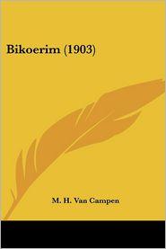 Bikoerim (1903) - M.H. Van Campen