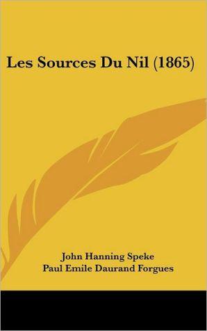 Les Sources Du Nil (1865)