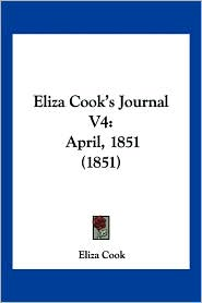Eliza Cook's Journal V4 - Eliza Cook