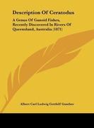Gunther, Albert Carl Ludwig Gotthilf: Description Of Ceratodus