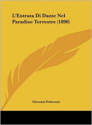 L'Entrata Di Dante Nel Paradiso Terrestre (1890) - Giovanni Federzoni