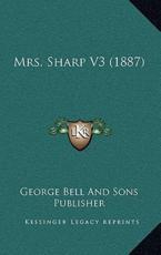 Mrs. Sharp V3 (1887)