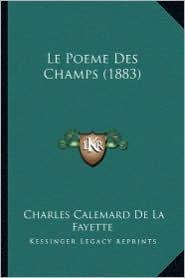 Le Poeme Des Champs (1883)