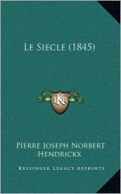 Le Siecle (1845)