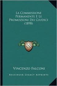 La Commissione Permanente E Le Promozioni Dei Giudici (1898)