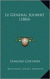 Le General Joubert (1884) - Edmond Chevrier