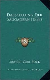 Darstellung Der Saugadern (1828) - August Carl Bock