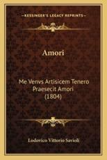 Amori - Lodovico Vittorio Savioli