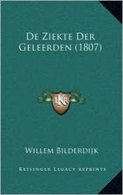 de Ziekte Der Geleerden (1807)
