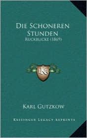 Die Schoneren Stunden: Ruckblicke (1869)