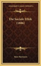 Die Sociale Ethik (1886) - Hans Martensen