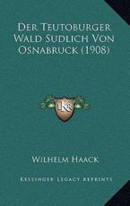 Der Teutoburger Wald Sudlich Von Osnabruck (1908) - Wilhelm Haack