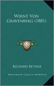 Wirnt Von Gravenberg (1881) - Richard Bethge