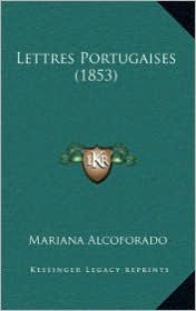 Lettres Portugaises (1853)
