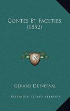 Contes Et Faceties (1852)