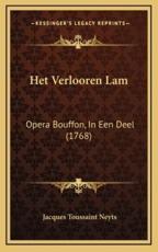 Het Verlooren Lam - Jacques Toussaint Neyts