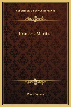Princess Maritza - Percy Brebner