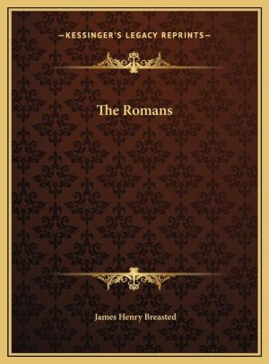The Romans - James Henry Breasted