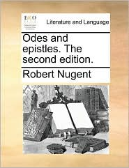 Odes and epistles. The second edition. - Robert Nugent